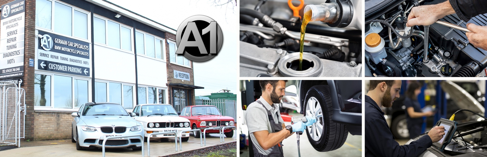 A1 German Car Specialists in Stevenage